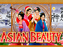 Онлайн-слоты Asian Beauty – играйте с бонусом